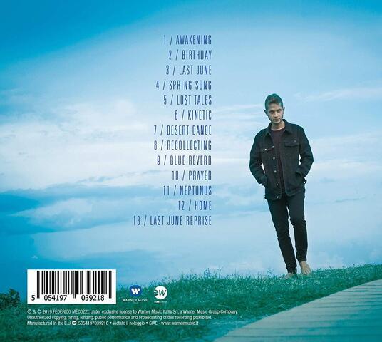 Awakening - CD Audio di Federico Mecozzi - 2