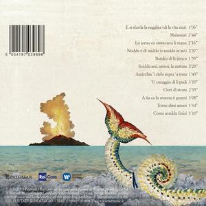Zara Zabara. 12 Canzoni per Montalbano - CD Audio di Olivia Sellerio - 2