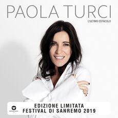 Vinile L'ultimo ostacolo (Sanremo 2019) Paola Turci