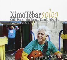 Soleo - CD Audio di Ximo Tebar