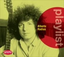 Playlist. Alberto Radius - CD Audio di Alberto Radius