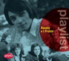 Playlist. Renato e i Profeti - CD Audio di Renato dei Profeti,Profeti