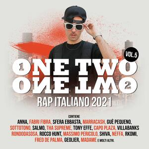 CD One Two One Two vol. 5: Rap italiano 2021