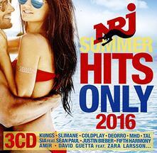 Nrj Summer Hits Only 2016 - CD Audio