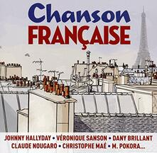Chansons Francaises - CD Audio