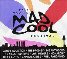 Mad Cool Festival 2016 - CD Audio