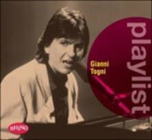 Playlist. Gianni Togni - CD Audio di Gianni Togni