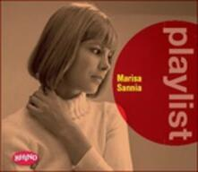 Playlist. Marisa Sannia - CD Audio di Marisa Sannia