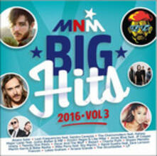 Mnm Big Hits 2016 vol.3 - CD Audio