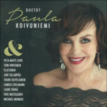 Duetot - CD Audio di Paula Koivuniemi