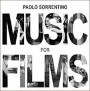 CD Paolo Sorrentino. Music for Films (Colonna Sonora)  0
