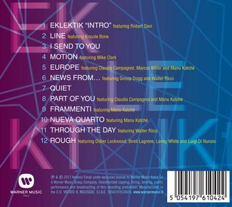 CD Eklektik di Antonio Faraò 1