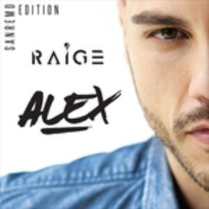 Vinile Alex Raige 0