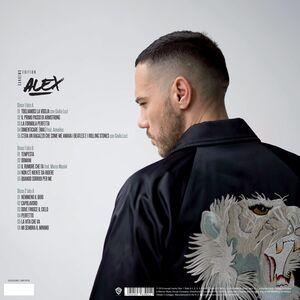 Vinile Alex Raige 1