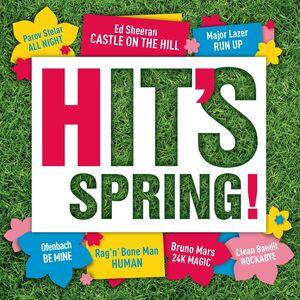 CD Hit's Spring! 2017  0