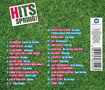 CD Hit's Spring! 2017  1