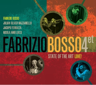 CD State of the Art Live! di Fabrizio Bosso (Quartet)