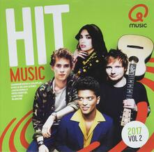 Hit Music 2017 vol.2 - CD Audio