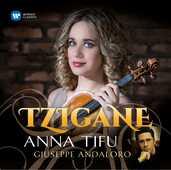 CD Tzigane. Musica per violino e pianoforte Maurice Ravel César Franck George Enescu