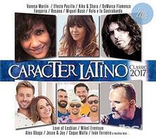 Recopilatorio Caracter Latino - CD Audio