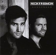 Aangenaam (Transparent Vinyl) - Vinile LP di Nick & Simon