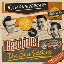 Sun Sessions - CD Audio di Baseballs