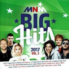 Mnm Big Hits 2017 vol.3 - CD Audio