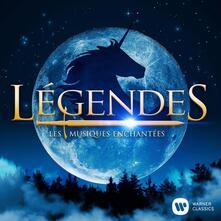 Legendes - CD Audio
