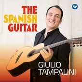 CD The Spanish Guitar Giulio Tampalini