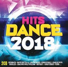 Hits Dance 2018 - CD Audio