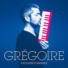 A Ecouter D'Urgence - CD Audio di Gregoire