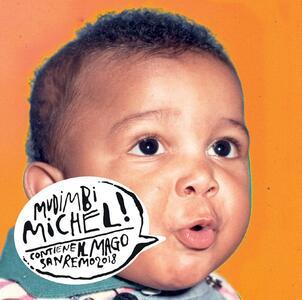 CD Michel (Sanremo 2018) Michel Mudimbi