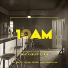 10 AM - CD Audio di Max Carletti