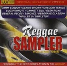 Reggae Sampler vol.1 - CD Audio