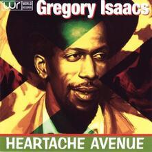 Heartache Avenue - CD Audio di Gregory Isaacs