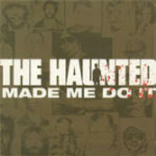 The Haunted Made me Do It - CD Audio di Haunted