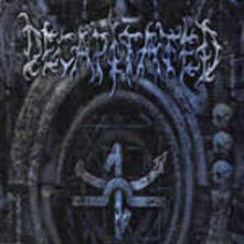 The Negation - CD Audio di Decapitated