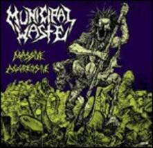 Massive Aggressive - CD Audio di Municipal Waste