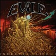 Infected Nations - CD Audio di Evile