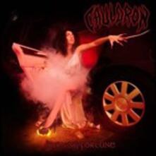 Burning Fortune (+ Fanzine) - CD Audio di Cauldron