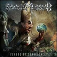 Plague of Conscience - CD Audio di Savage Messiah