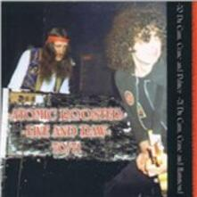 Live and Raw '70/'71 - CD Audio di Atomic Rooster
