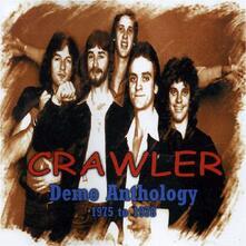 Demo Anthology 1975-1978 - CD Audio di Crawler