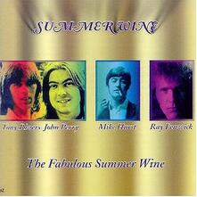 The Faboulous Summerwine - CD Audio di Summerwine