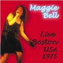 Live in Boston USA 1975 - CD Audio di Maggie Bell