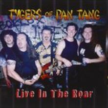 Live in the Roar - CD Audio di Tigers of Pan Tang