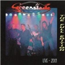 The Full Edition Live 2001 - CD Audio di Greenslade