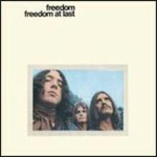 Freedom at Last - CD Audio di Freedom