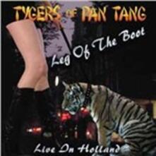 Leg of the Boot - CD Audio di Tygers of Pan Tang