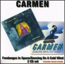Fandangos in Space - Dancing on a Cold Wind - CD Audio di Carmen